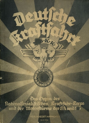 Deutsche Kraftfahrt 1934 Heft 7 0