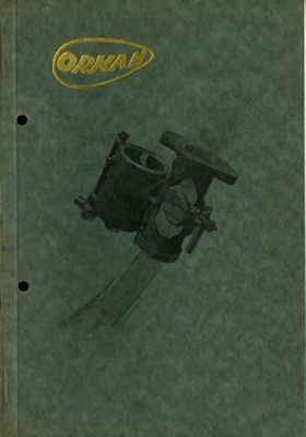 Orkan Vergaser Type U 1920er Jahre 0