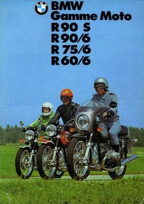 BMW Programm 1974 f