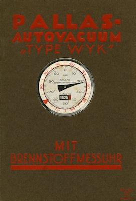 Pallas Autovacuum Wyk ca. 1922 0