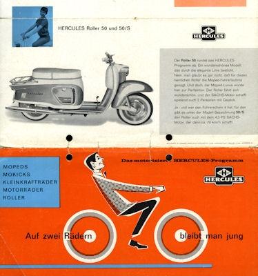 Hercules Programm ca. 1964