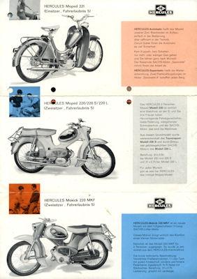 Hercules Programm ca. 1964 2