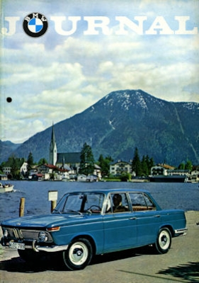 BMW Journal Heft 2 1962