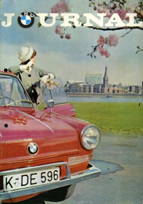 BMW Journal Heft 1 1962