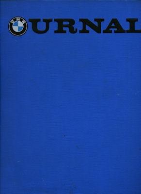 BMW Journal Mappe 1960er Jahre