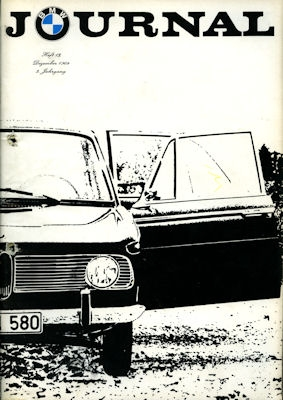 BMW Journal Heft 12 1964