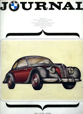 BMW Journal Heft 18 1966