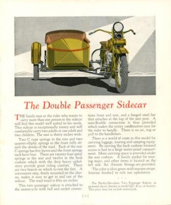 Harley-Davidson Programm 1927 4