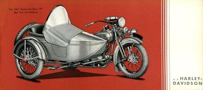 Harley-Davidson Polizei-Programm 1932 3