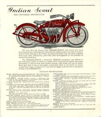Indian Programm 1924 1