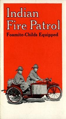 Indian Firepatrol Prospekt 7.1924 0
