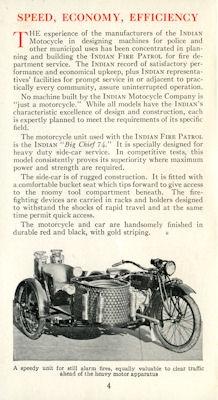 Indian Firepatrol Prospekt 7.1924 2