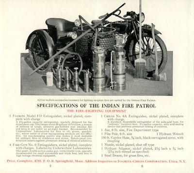 Indian Firepatrol Prospekt 7.1924 3