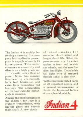 Indian 4 Prospekt 1930 2