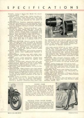Indian 4 Prospekt 1930 3