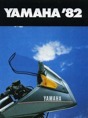 Yamaha Programm 1982 0