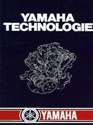 Yamaha Technologie Prospekt 1983 0