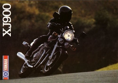 Yamaha XJ 900 Prospekt 1985 0