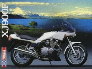 Yamaha XJ 900 F Prospekt 1987
