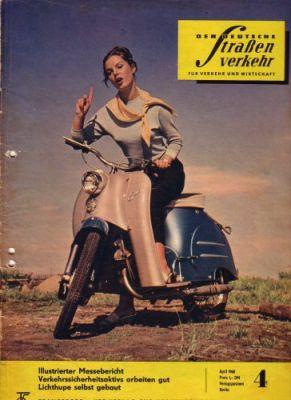 Der Deutsche Straßenverkehr 1960-1969