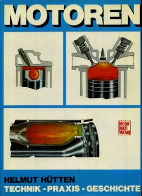 Helmut Hütten Motoren 1975 / 1978