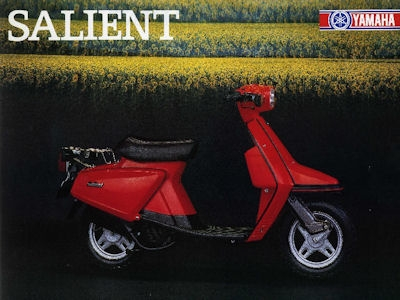 Yamaha Salient Prospekt 1983