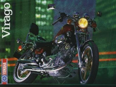Yamaha Virago Prospekt 1986