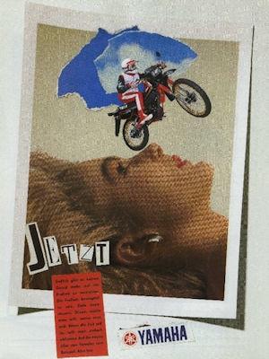 Yamaha 50 ccm Programm 1987/8