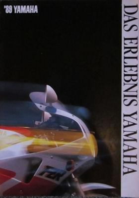 Yamaha Programm 1989