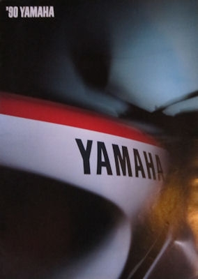 Yamaha Programm 1990