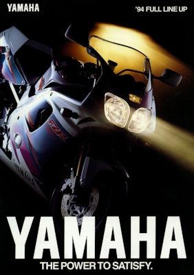 Yamaha Programm 1994