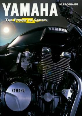 Yamaha Programm 1995
