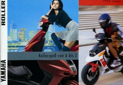 Yamaha Roller Prospekt 1996