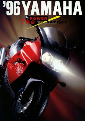 Yamaha Programm 1996