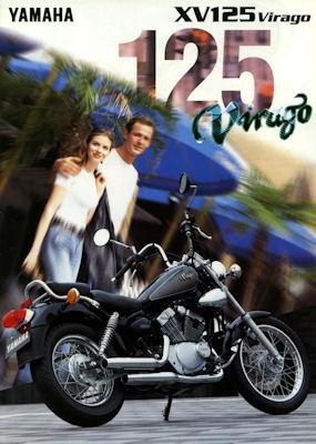 Yamaha XV 125 Virago Prospekt 1997