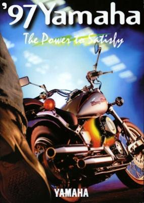 Yamaha Programm 1997