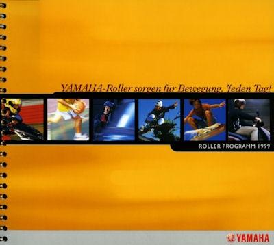 Yamaha Roller Programm 1999