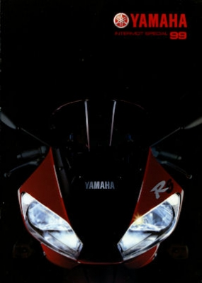 Yamaha Programm 1999