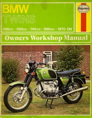 BMW Serie 5 + 6 Reparaturanleitung ca. 1975 e