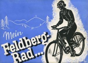 Presto Fahrrad Prospekt 1939 Nr. Presto393 oldthing: Fahrrad
