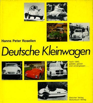 Hanns Peter Rosellen Deutsche Kleinwagen 1977