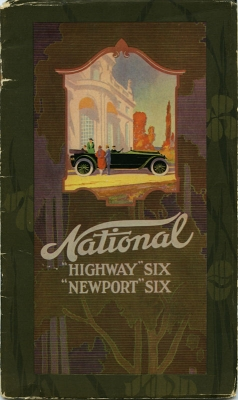 National / USA Pkw Programm 1916