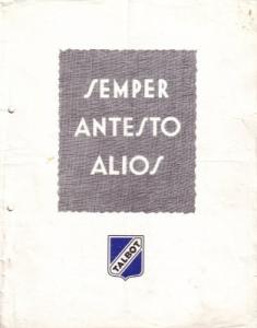 Talbot Programm 1920er Jahre