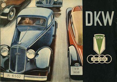 DKW Pkw Programm 2.1935
