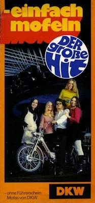 Dkw Mofs Prospekt 1971