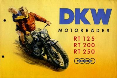 DKW Programm 10.1952