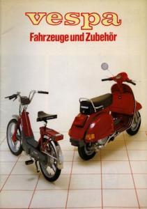 Vespa Programm 4.1984