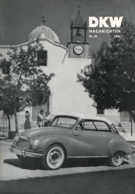 DKW Nachrichten Nr. 42 1956