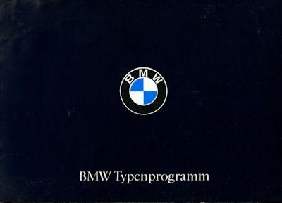 BMW Pkw und Motorrad Programm 3.1965