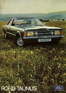 Ford Taunus Prospekt 2.1972